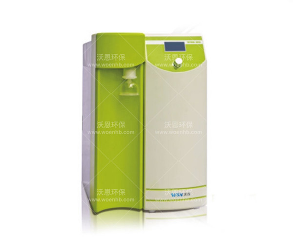 Perfect high purity water machine